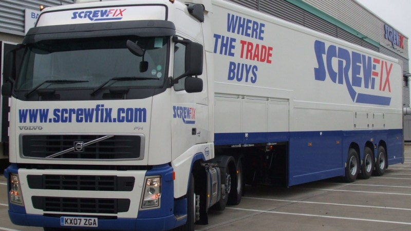 New Suppliers Get Screwfix Seal Of Approval
