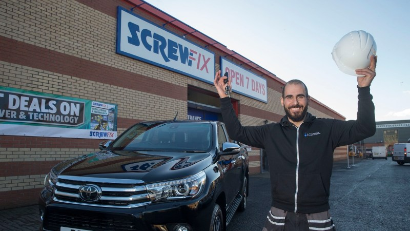 Local plumber and heating engineer sees business boom after winning Screwfix national competition