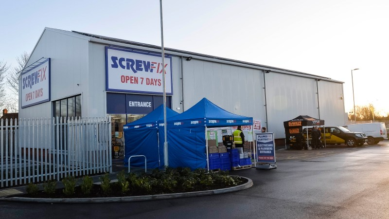 Kingfisher opens first net zero energy store