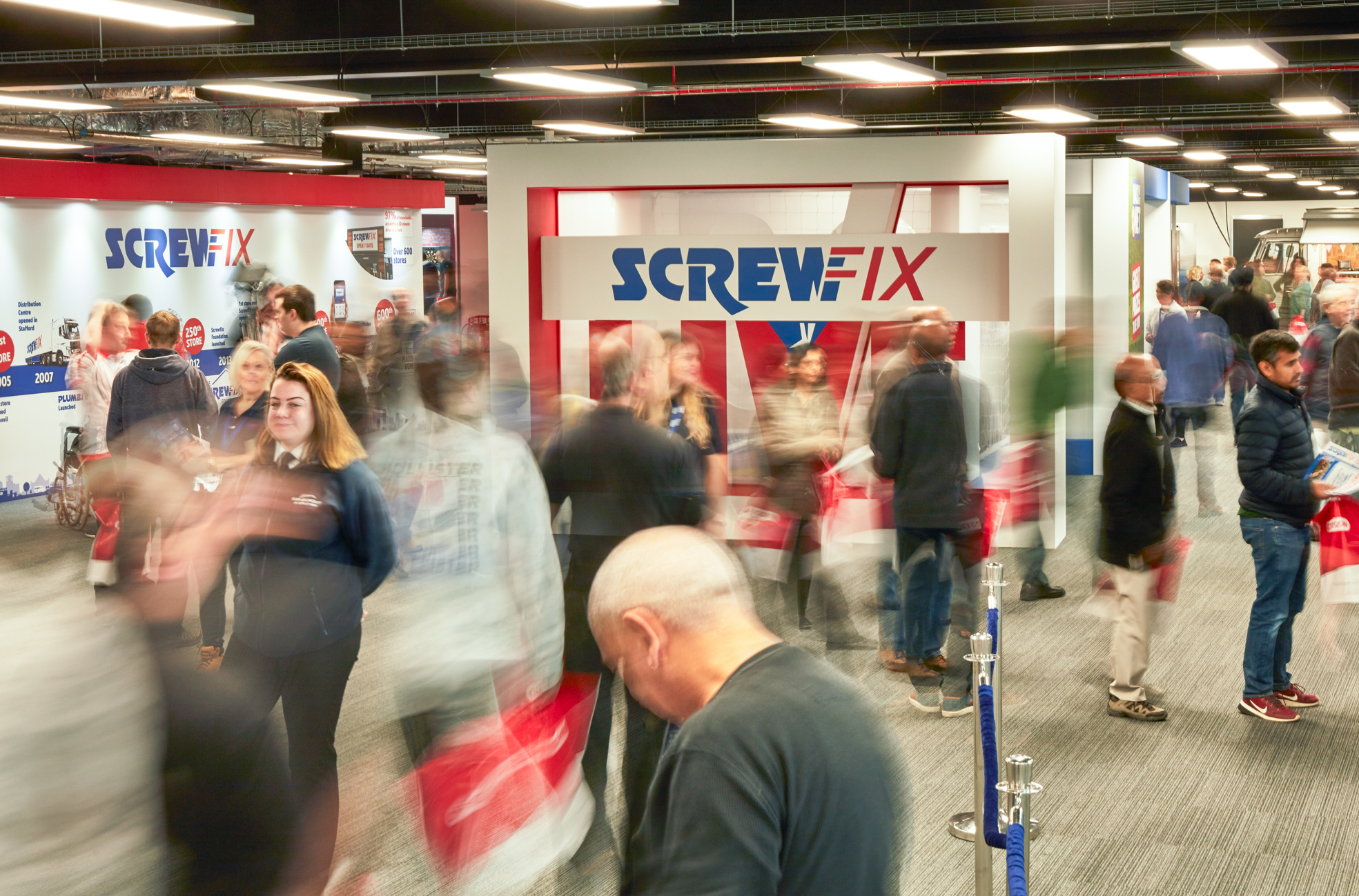 Screwfix LIVE 2019 registrations are now open!