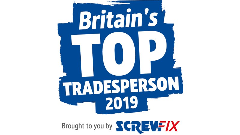 The search for Britain's Top Tradesperson begins as Screwfix celebrates decade of annual competition
