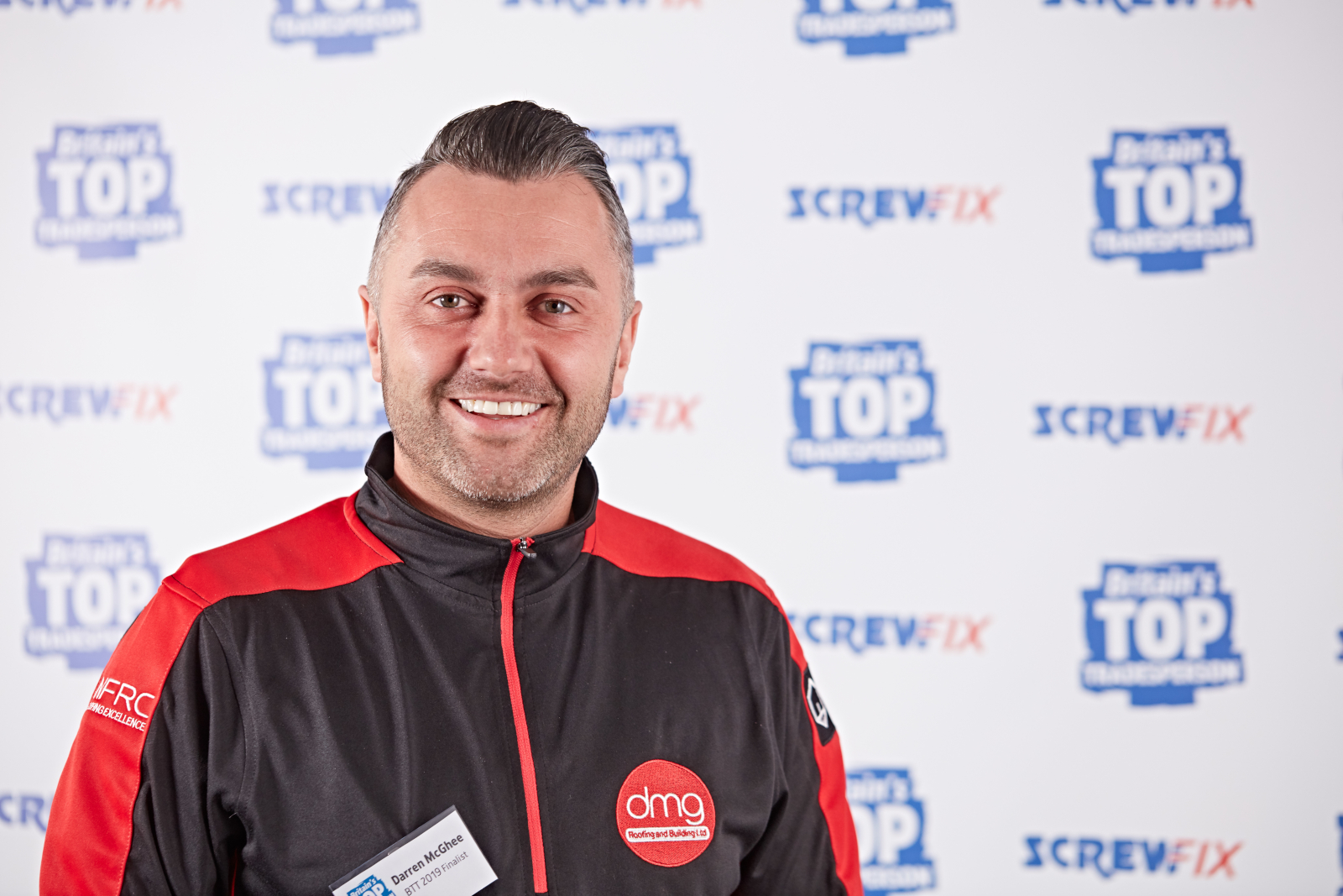 Roofer crowned Britain's Top Tradesperson 2019