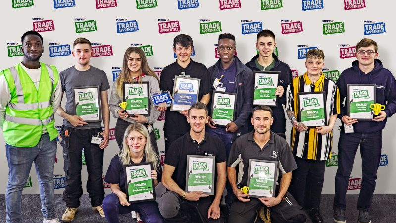 Screwfix Trade Apprentice Final 2019
