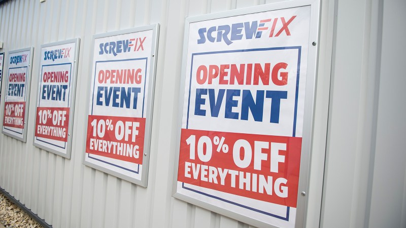 '10% Off' Event at New Bideford Store