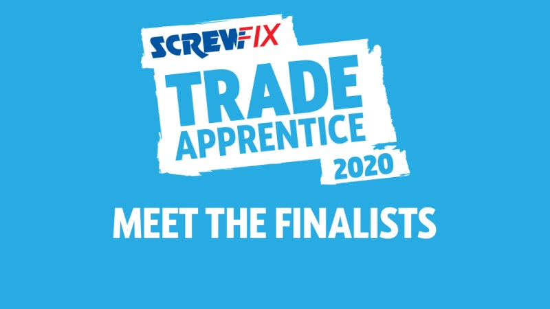 Meet our Trade Apprentice 2020 Finalists