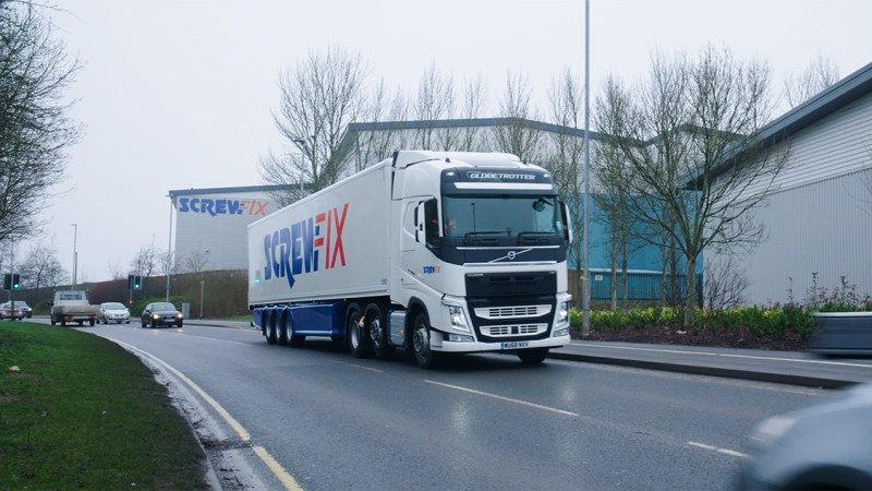 Wincanton and Screwfix partnership wins Operational Excellence Award