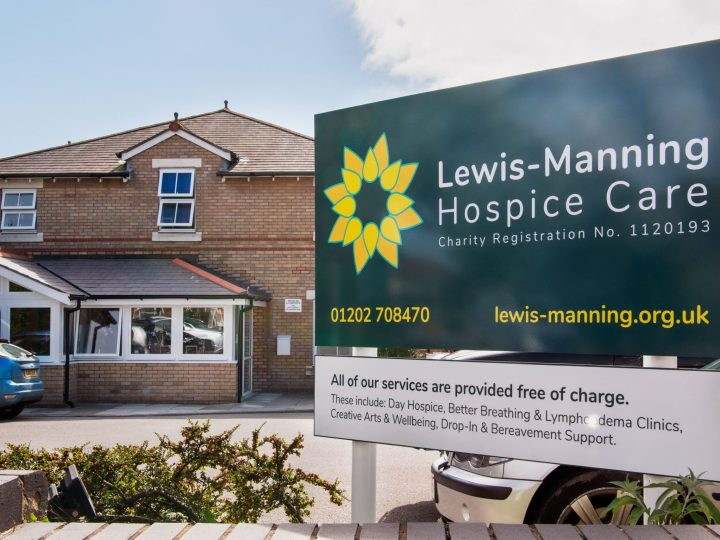 Lewis-Manning Hospice Care gets a helping hand from The Screwfix Foundation