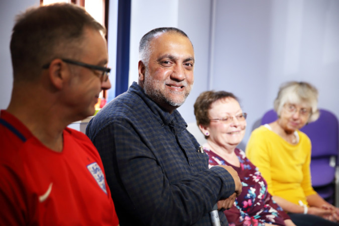 Stroke Association Gets a helping hand from The Screwfix Foundation