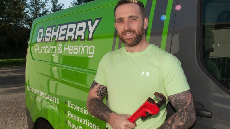 Plumbing and Heating Engineer from Kilkeel reaches final of Screwfix Top Tradesperson 2021