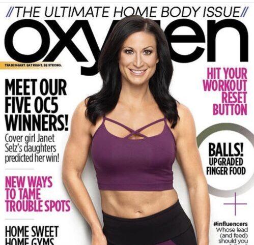 Oxygen Magazine Feature