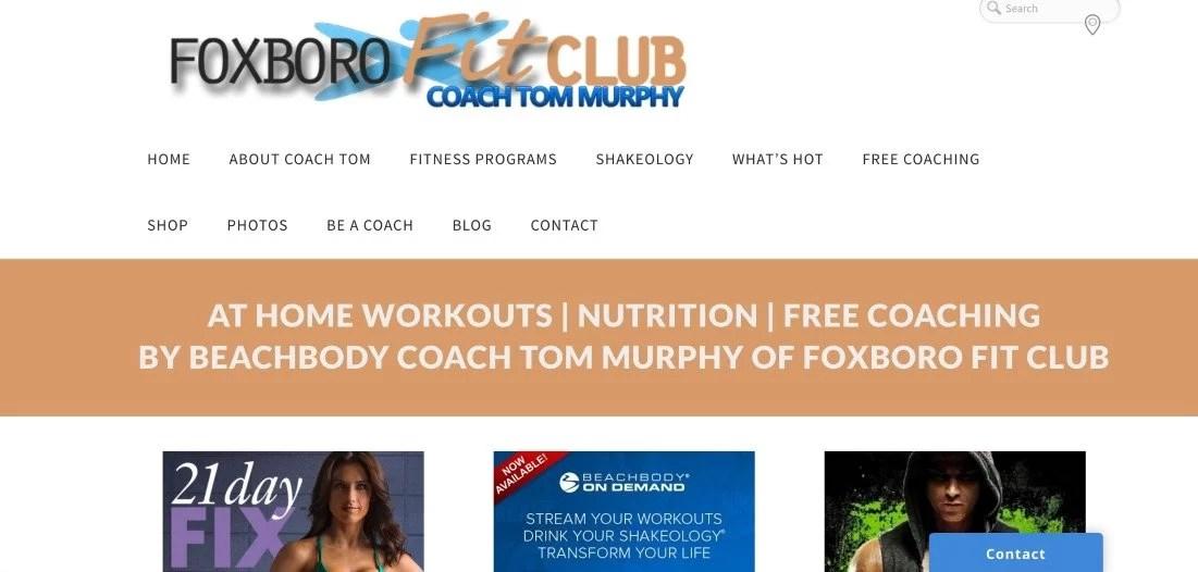 FitPro Wordpress Theme Demo | Scribaceous.com