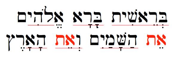 Really Bad Bible Interpretation: The Alef Tav Sermon