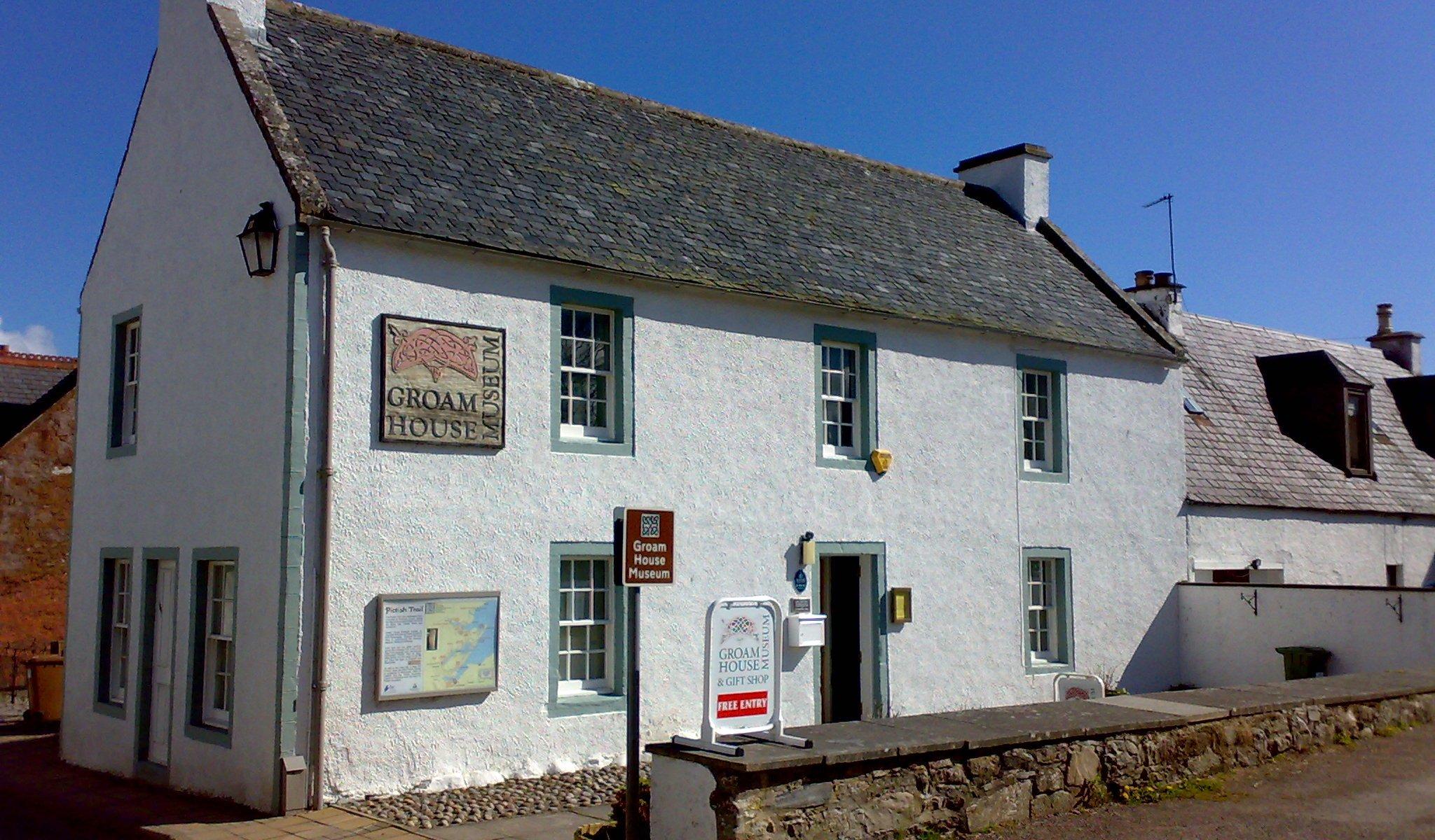 Groam_House_Museum_exterior