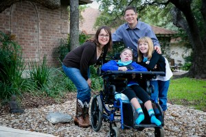 Borden family with Savannah: And Yet We Rise