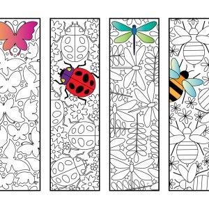 Animals Plants Scribble Stitch