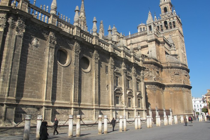 Seville Cathedral: the largest in the world?