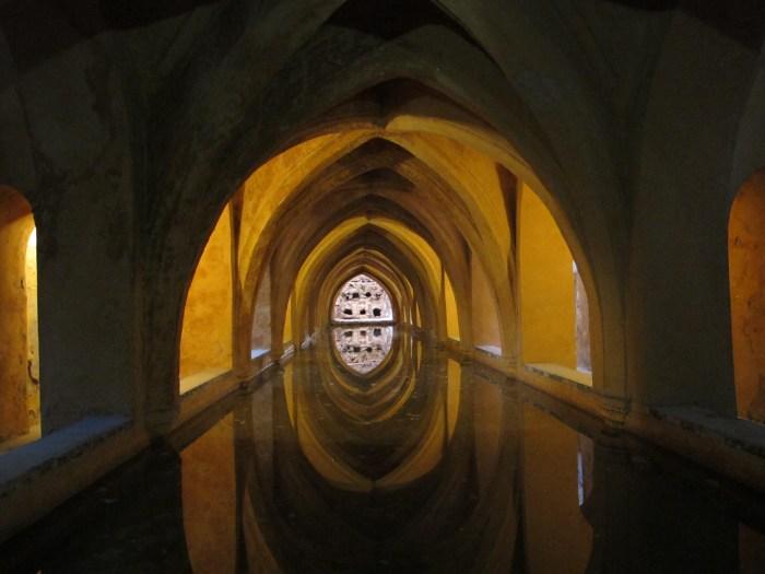 The Baths of Maria de Padilla