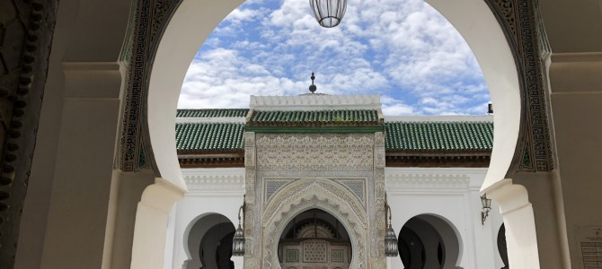 Five Days in Fez