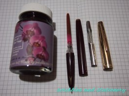 Radiant Orchid and the Hero 336, exploded