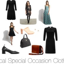 Ethical special occasion clothes