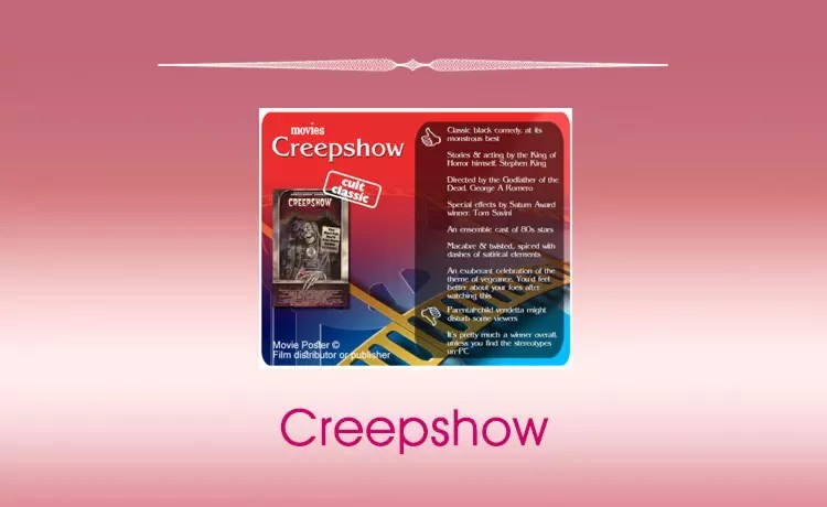 Movie Review: Creepshow