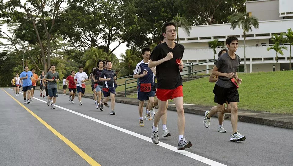 For some Singaporean males, annual IPPT, or military fitness test, is the most worrying numerical challenge.