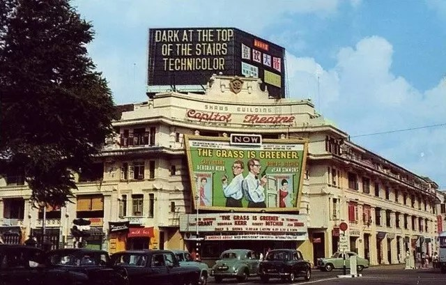 Capitol Theatre in the 70s?