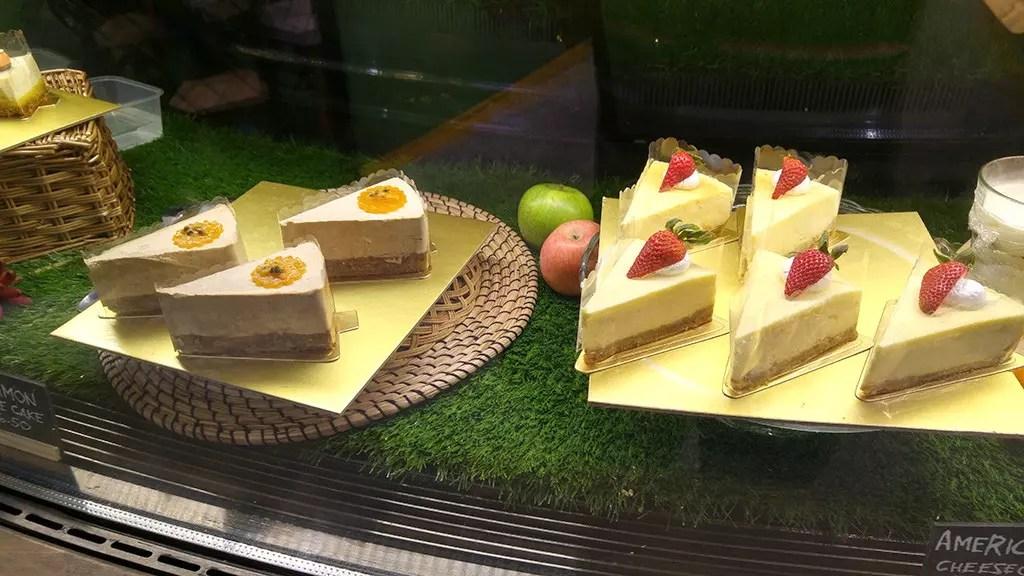 Picnic Urban Food Park Cheesecakes
