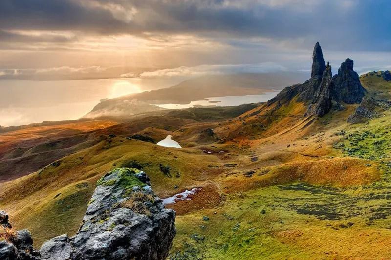 Scottish Plains