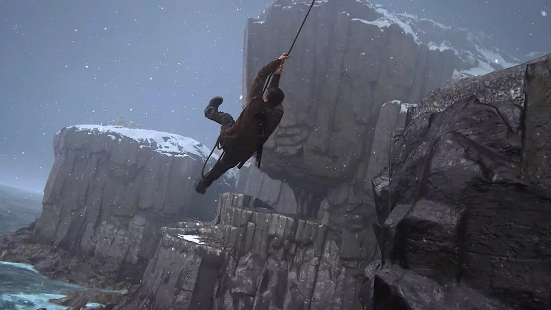 Uncharted 4: A Thief's End™ - Scotland