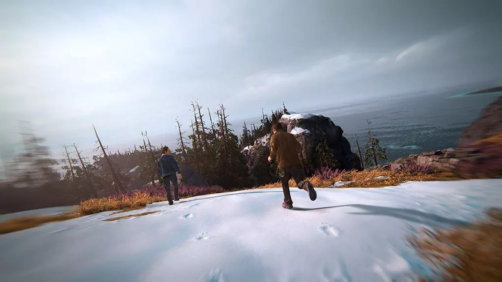 Uncharted 4: A Thief's End - Scotland