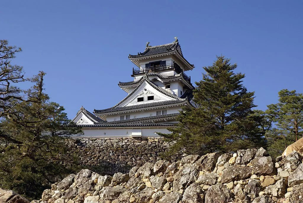 Kochi Castle Keep.
