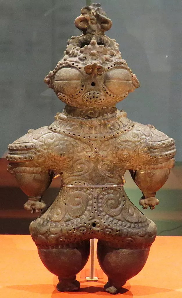 Jōmon Clay Figure