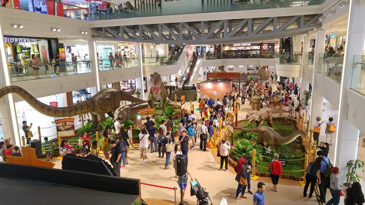 Overview of Rawr! Dinosaurs Unearthed.