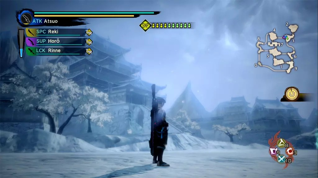 Toukiden Kiwami Age of Chaos Battleground.