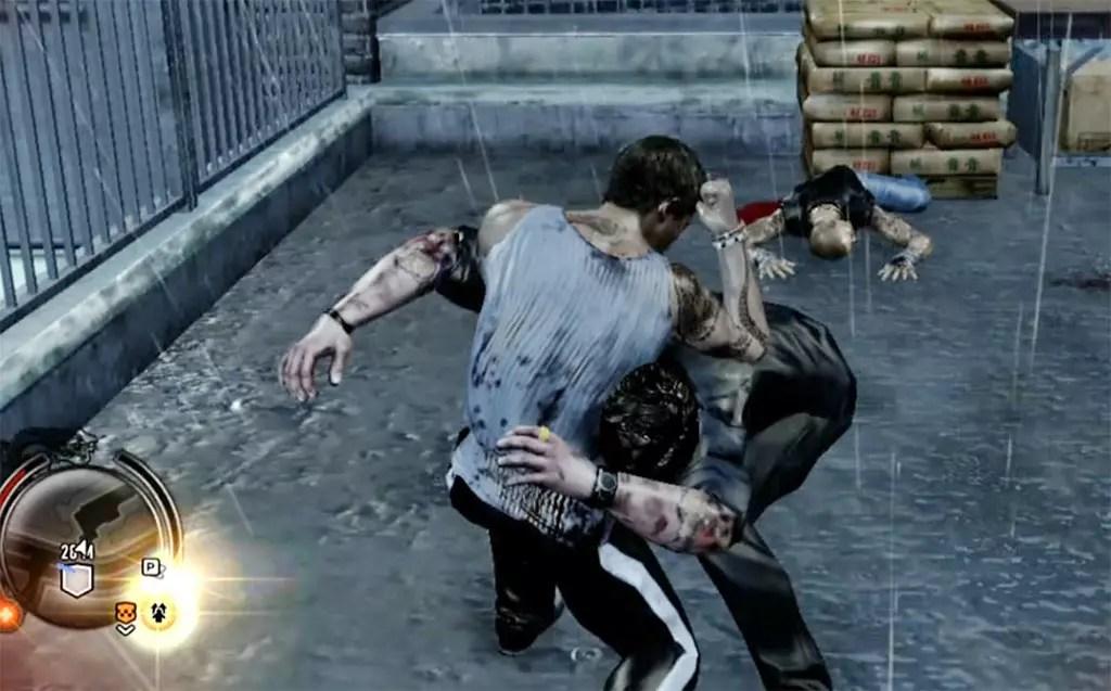 Sleeping Dogs Combat Screenshot