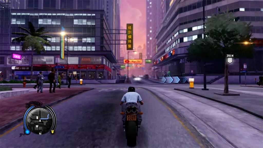 Sleeping Dogs Central Screenshot