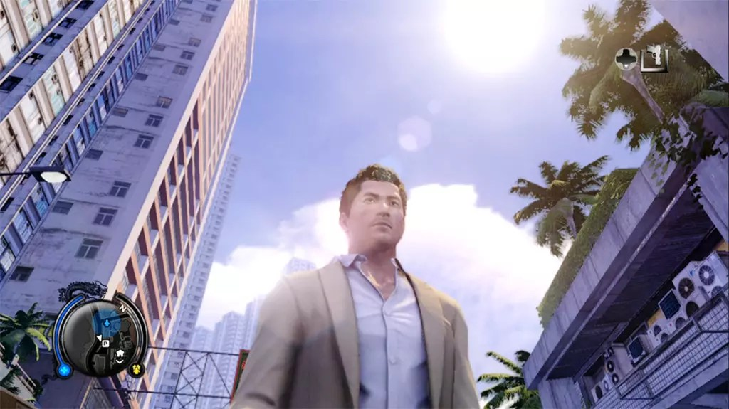Officer Wei Shen from Sleeping Dogs.