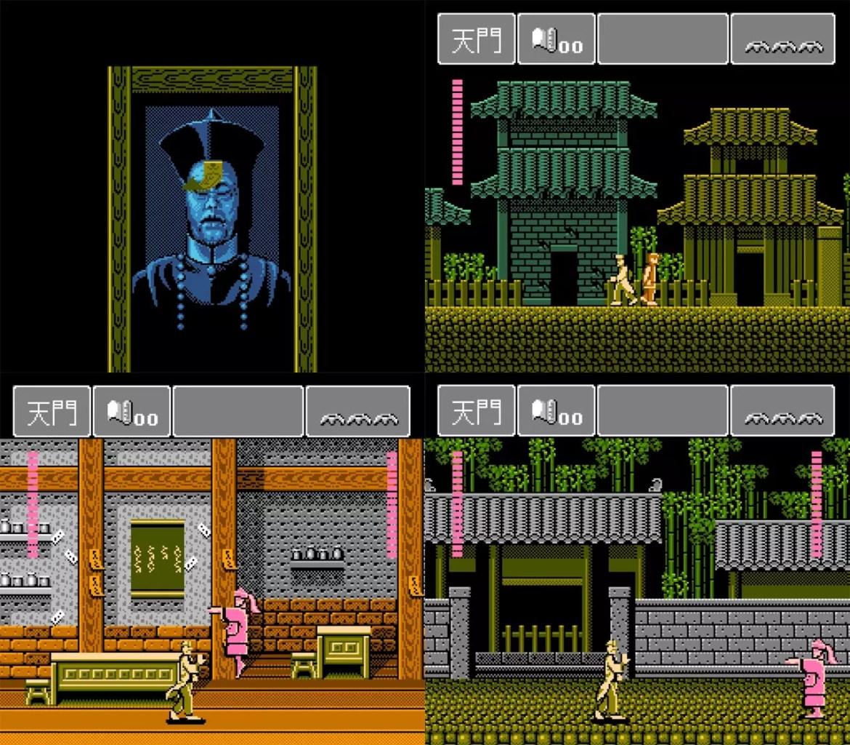 Retro Famicom Games - Reigen Doushi