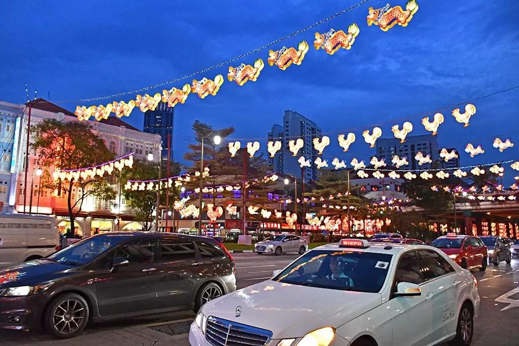 Chinatown Mid-Autumn Festival 2017, Eu Tong Sen Street.