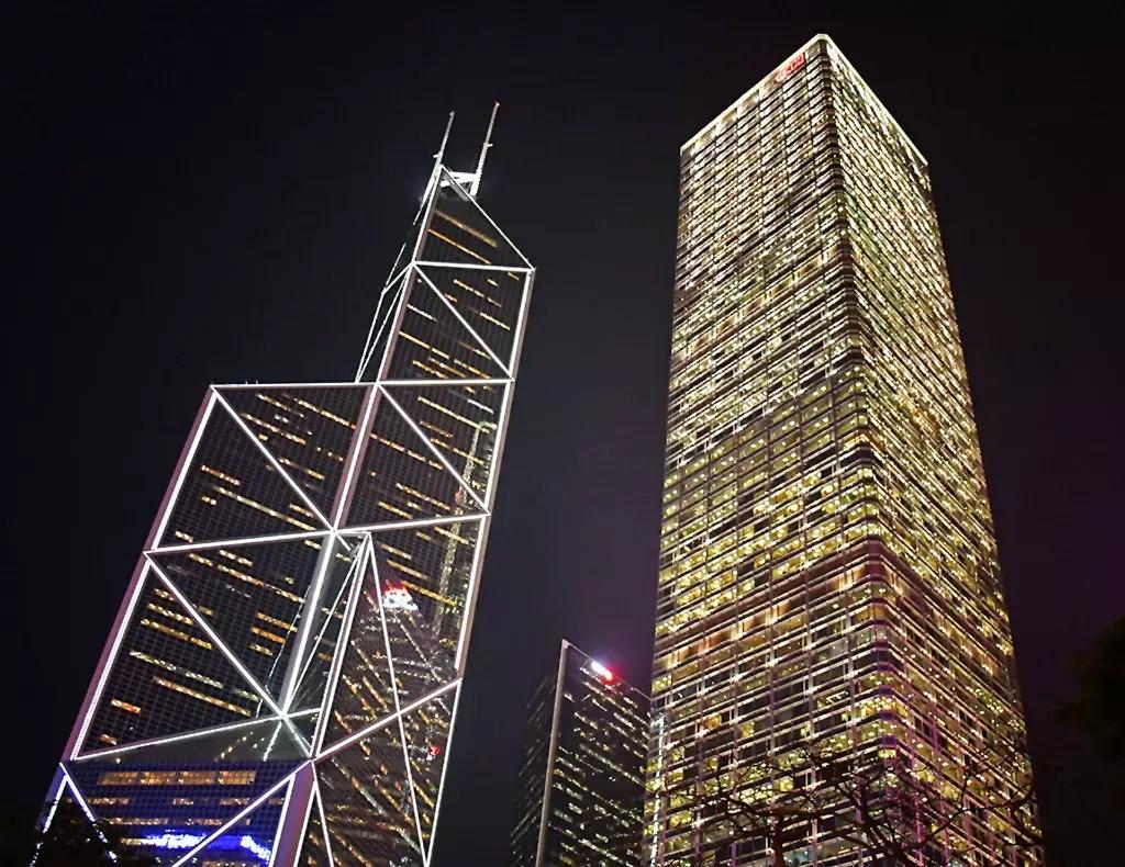 Central District Landmarks, Hong Kong