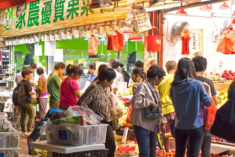North Point Chun Yeung Street Night Market