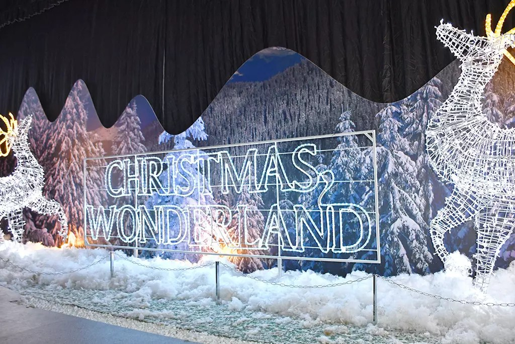 Gardens by the Bay Christmas Wonderland 2017 - Santa's Grotto.