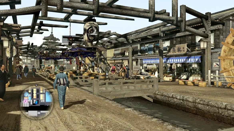 Ryū ga Gotoku Ishin! Fushimi Screenshot