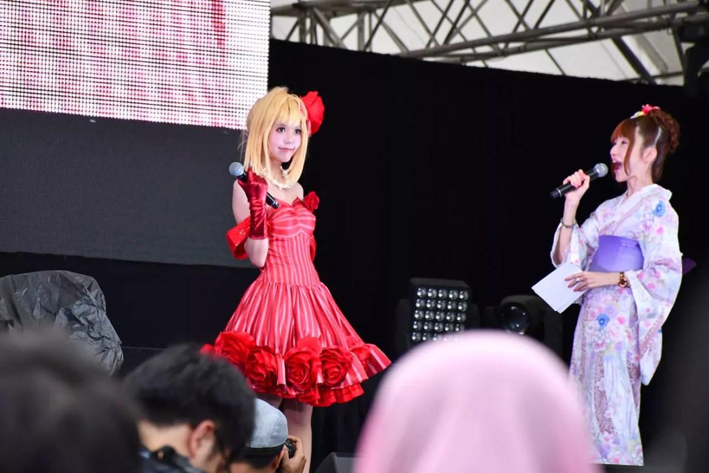 Anime Garden 2018 Singapore