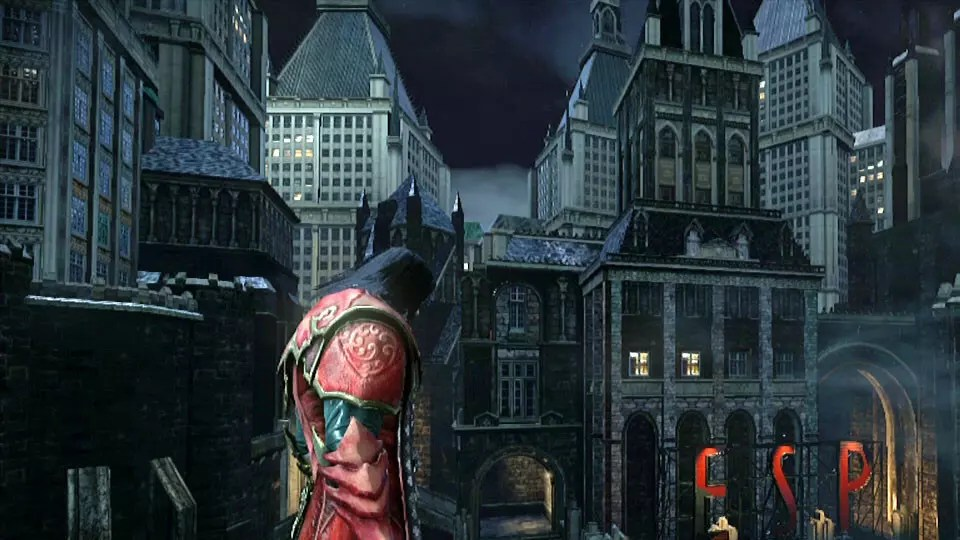 Dracula in Lords of Shadow 2.