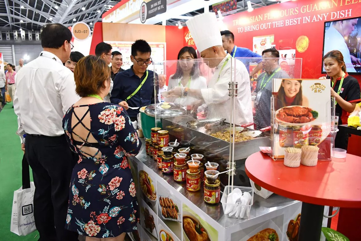 Food & Hotel Asia 2018 Culinary Demonstration