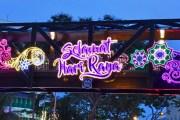 Geylang Serai Bazaar and Festive Light-Up 2018