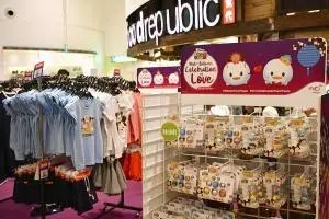 Disney Tsum Tsum Merchandise in Singapore