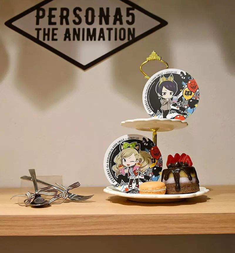 Persona 5: the Animation Coasters